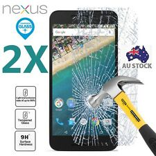 2x Tempered Glass Screen Protector for Huawei Google Nexus 6P