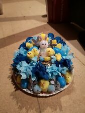 Easter bonnet - chicks and bunnies