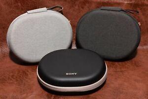 Genuine SONY Universal Headphones Carrying Case WH-1000 XM1 XM2 XM3 XM4 MA900