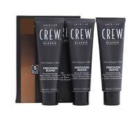 American Crew Precision Blend Hair Colour Set - 5/6 Medium/Ash 3 x 40ml