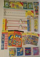 Dr Seuss Teacher Classroom Supplies & Student Reward Back to School Lot 17 Packs