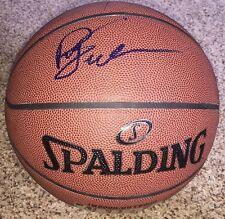 Phil Jackson Signed Spalding Replica NBA Basketball