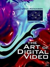 Art of Digital Video, Third Edition-ExLibrary