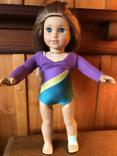 American Girl black Leotard /& pink Tights from Swan Lake Rehearsal ballet NWOB