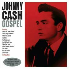 Johnny Cash - Gospel 2cd 2019