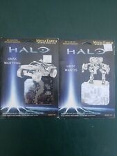 Metal Earth 3D Model Kits HALO