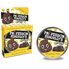 POO PUTTY Poop Brown Professor Pengelly Tactile (3.2 oz) Large Tin