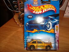 HOTWHEELS FROM 2003 FORD ESCORT RALLY (COSWORTH )