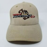 Vintage Chevrolet Team Monte Carlo Taz Hat Racing Cap