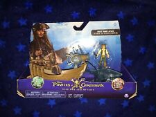 Pirates of the Caribbean Ghost Shark Attack Pirate Ship Action Cannon Boat Sword