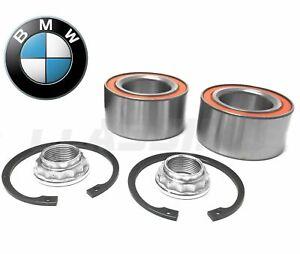 BMW 3 Series E46 1998-2007 Rear Wheel Bearing Kit BRAND NEW OEM QUALITY