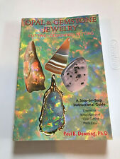 """Mineral book:""""Opal and Gemstone Jewelry"""", Paul Downing,2008"""