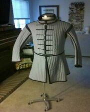 Cotton-Costume-Gambeson-J acket-Battle-Hero-Outfit-W inter-Padded-Coat