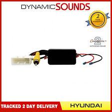 cam-hy2-rt COCHE FACTORY Cámara retención Interfaz Cable HYUNDAI IX35 2012-15