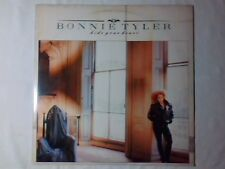 BONNIE TYLER Hide your heart lp BEE GEES JANIS JOPLIN MICHAEL BOLTON