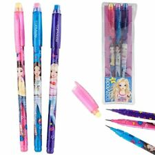 TOPModel 3pk Push Pencil with Eraser by Depesche