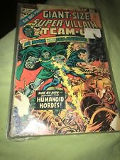 Giant-Size SUPER-VILLAIN TEAM-UP #2 comic book-Dr. Doom issue-VF