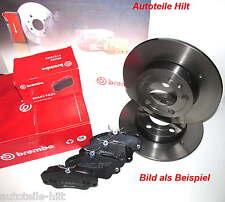 Brembo Bremsensatz:2 Bremsscheiben+Beläge HA Toyota Avensis Verso Previa