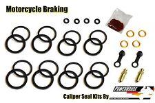 Honda CBR 600 F F4 F4i CBR600 2002 02 front brake caliper seal repair kit