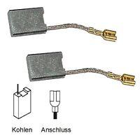 Kohlebürsten für Bosch GWS 25-230+J, GWS 2000-180+J - 6,3x16x22mm (2057)