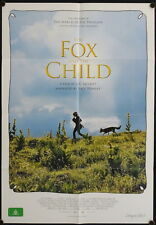The Fox and the Child (2007) Australian One Sheet