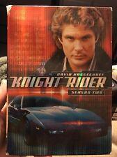 Knight Rider - Season 2 (DVD, 2005) David Hasselhoff KITT Industries 2000