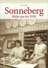 Sonneberg DDR Bilder Stadtgeschichte Bildband Buch Fotos Archivbilder AK NEU