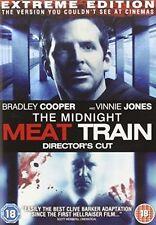 Midnight Meat Train 5060052415714 DVD Region 2 P H