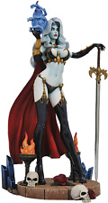 Diamond Select Toys Femme Fatales Lady Death IV PVC Figure Multicolor 9 Inches