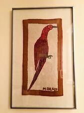 Madeleine Colaço (1907-2002) Framed Fiber Art