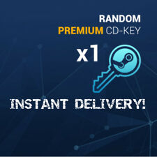 ✅INSTANT DELIVERY✅1x Random PREMIUM✅Steam Key GLOBAL