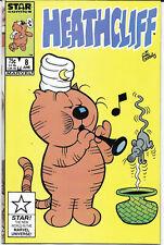 Heathcliff #8 1986 NM Marvel Star Comics