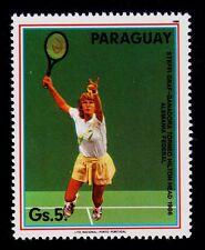 PARAGUAY   SCOTT# 2190  MNH   SPORTS TOPICAL (TENNIS/STEFFI GRAF, WEST GERMANY