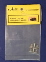Delrin Windshield Wipers / 29200 / HO Scale Detail Part / A-Line