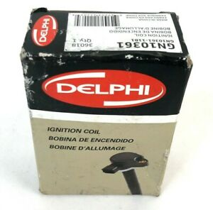 Delphi Ignition Coil Pack GN10361 Spark Timing OEM Fuel Economy New Open Box
