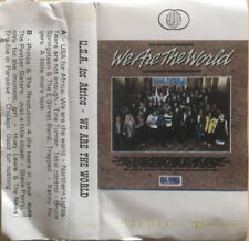 USA For Africa – We Are The World Label (Unreleased RARE!)