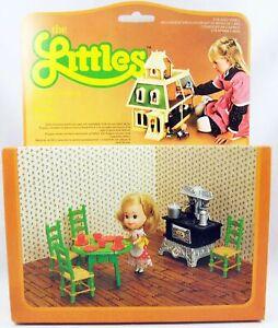 The Littles - Mattel - Belinda et la Cuisine Ref.3227