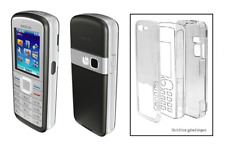 Transparent Crystal Cover (Hard Cover Protection) ~ NOKIA 6070