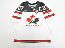 SIDNEY CROSBY WHITE TEAM CANADA 150TH ANNIVERSARY NIKE HOCKEY JERSEY