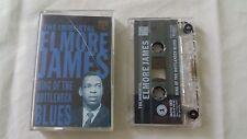 The Immortal Elmore James King of the Bottleneck Blues Cassette Music Club 1991