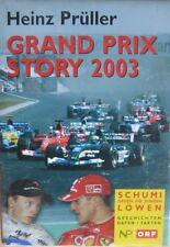 * GRAND PRIX STORY 2003  Heinz Prüller - SONDERAKTION *