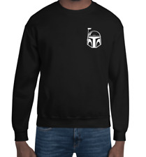 Boba Fett Sweatshirt With Mythosaur Signet