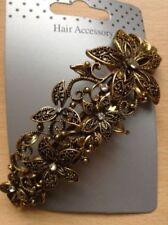 Accesorios sin marca color principal oro de metal para cabello de mujer