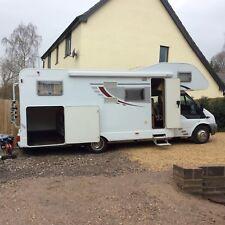 MotorHome Race Van camper