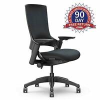 Leather Office Chair High Back Large Executive Desk Task Computer Chair Rolling Ebay