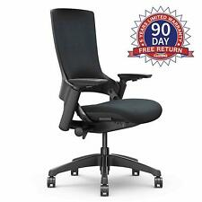 Ergonomic Reclining Office Chair Adjustable Reclining Computer Desk Task Chiars