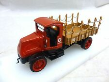 Texaco Collecible 1918 Mack Ac Bulldog Flatbed Truck 1:32 Scale Die Cast Bank