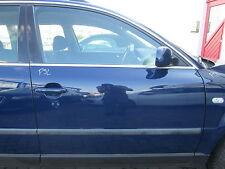 Tür vorne rechts VW Passat 3BG Variant Limousine LA5E maritimblau