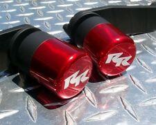 Honda 2008-11 CBR 1000RR NO-CUT 3D Frame Sliders CBR1000RR  2011 2010 2009 - Red