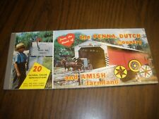 NEW Vintage Penna. Dutch Amish Country Post card Booklets